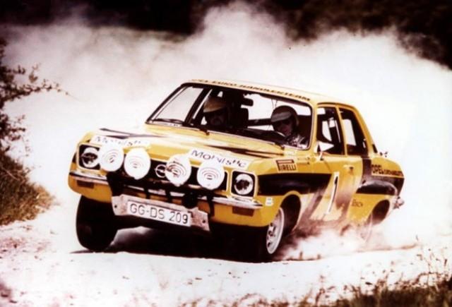 Opel Manta si Ascona implinesc 40 de ani