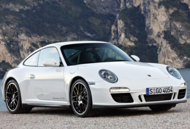 Porsche va lansa la Paris noul 911 Carrera GTS