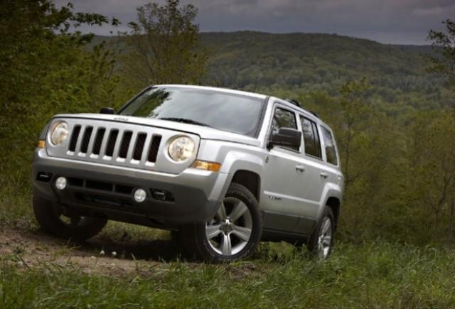 Detalii despre noul Jeep Patriot