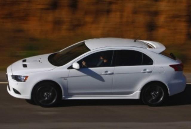 Mitsubishi Lancer primeste doua propulsoare noi
