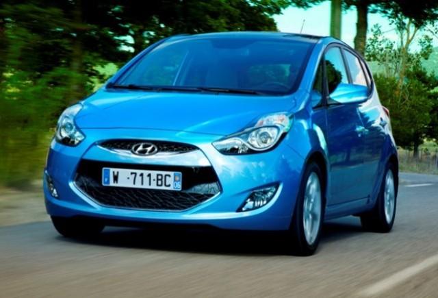 Hyundai prezinta 4 noi modele la Paris