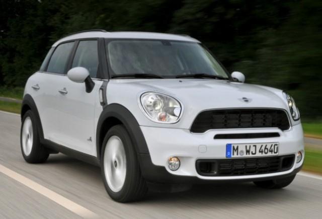 Weekendul portilor deschise la Automobile Bavaria lanseaza noul Mini Countryman