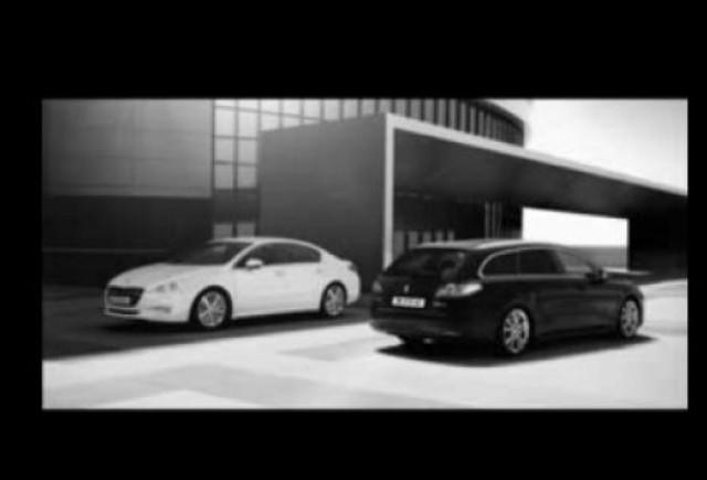 VIDEO: Noul Peugeot 508 se prezinta