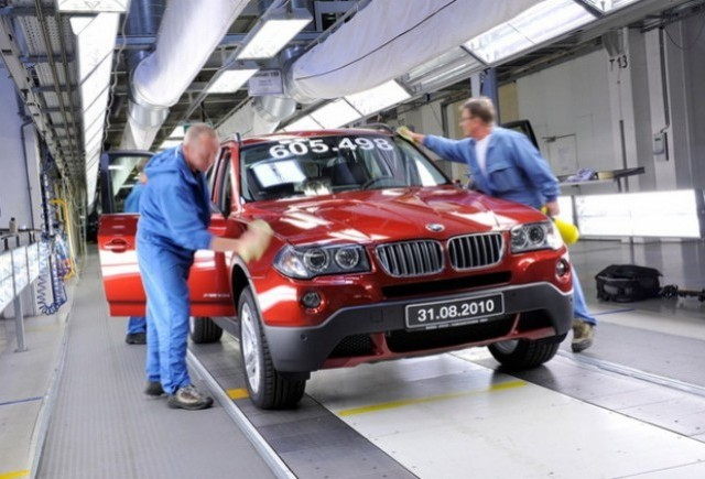 Noul BMW X3: schimbare de generatii