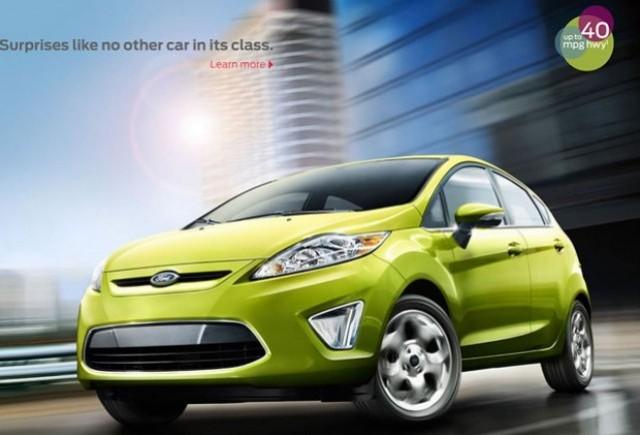 Ford prezinta Fiesta iPad App