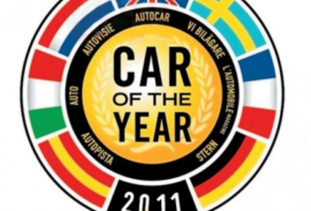 OFICIAL: 41 de candidati la Masina Anului 2011