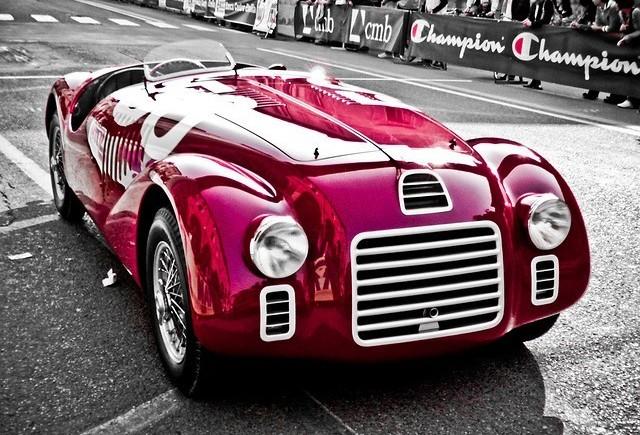 Istoria Ferrari