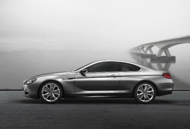 Iata noul concept BMW Seria 6 Coupe!