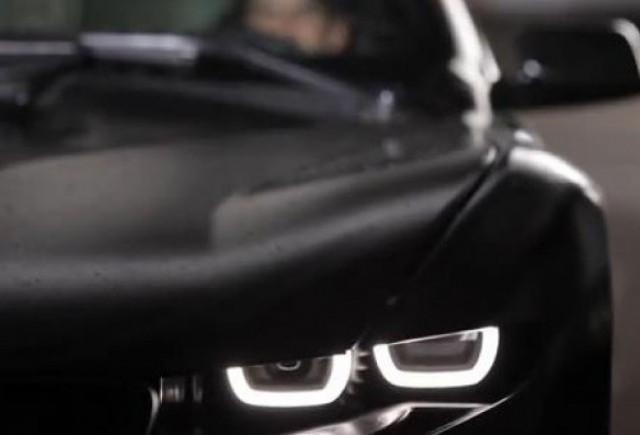 VIDEO: Inca un teaser cu prototipul misterios BMW