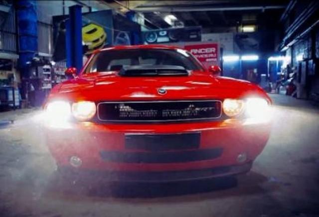 VIDEO: Rusii si-au facut garaj in stil NFS