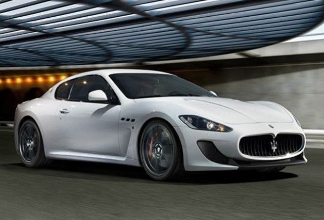 Cel mai rapid Maserati vine la Paris: GranTurismo MC Stradale