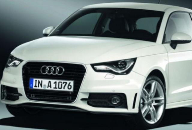Audi lanseaza la Paris cel mai puternic A1!