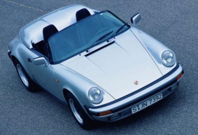Noul Porsche 911 Speedster ar putea fi lansat la Paris