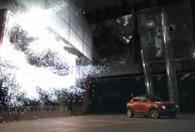 VIDEO: Noul Nissan Juke, electrizant