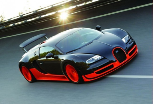 VIDEO: Bugatti Veyron Super Sport pe pista de la Paul Ricard
