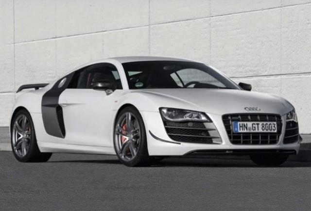 Iata cel mai rapid Audi: noul R8 GT!