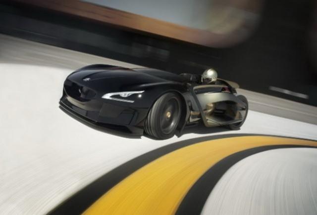 Iata Conceptul Peugeot EX1!