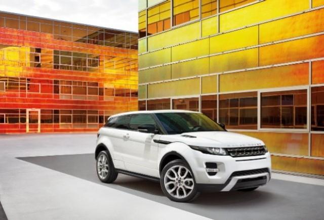 Noul Range Rover Evoque, prezentat in detaliu