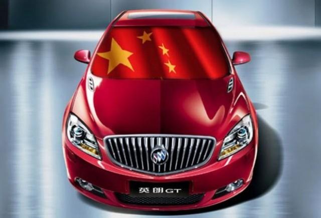 Chinezii de la SAIC vor sa cumpere actiuni GM