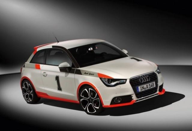 Audi Competition Kit si S-Line pentru A1