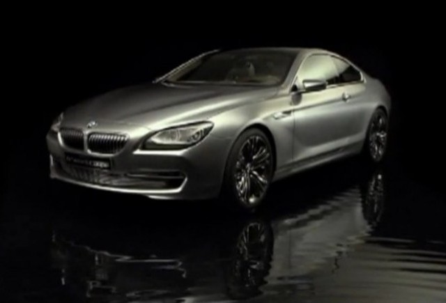 VIDEO: Noul concept BMW Seria 6 prezentat in detaliu