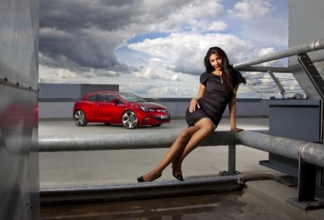 FOTO: Conceptul Opel Astra GTC prezentat in detaliu!