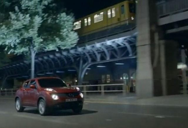 VIDEO: Promo la Nissan Juke