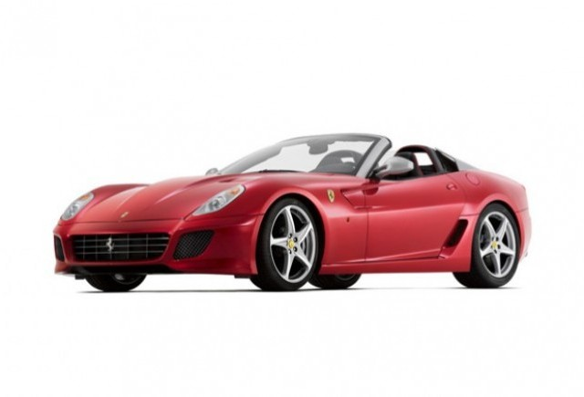 Noul Ferrari SA Aperta, versiunea cabrio a lui 599