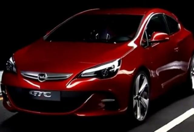 VIDEO: Iata noul concept Opel Astra GTC!