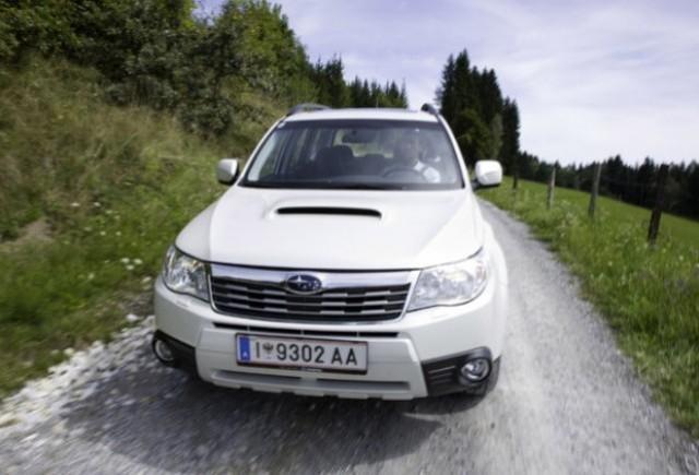 Iata primele detalii cu privire la noul Subaru Forester!