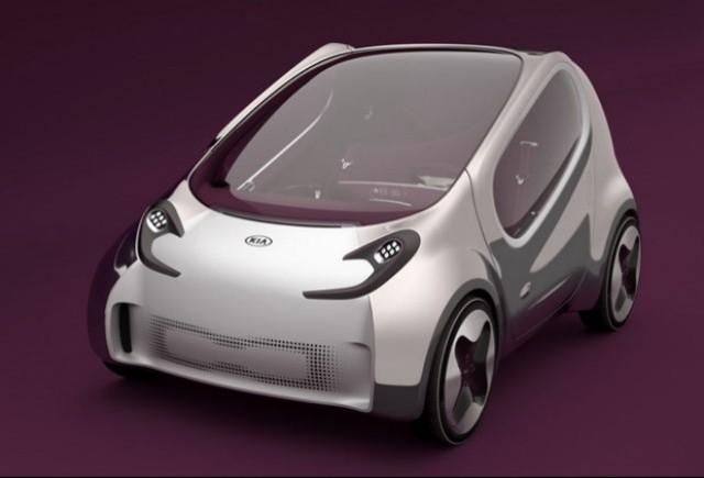 Iata noul concept Kia Pop!
