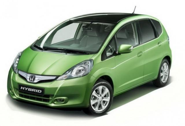 Noul Honda Jazz Hybrid