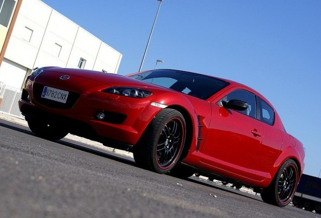 Istoria Mazda