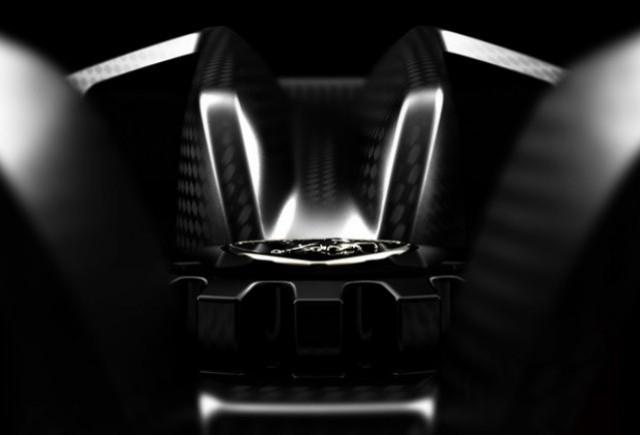 Un nou teaser Lamborghini