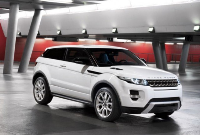 VIDEO: Range Rover Evoque se prezinta