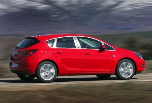 Opel Astra, cea mai vanduta compacta cu 5 usi in Romania