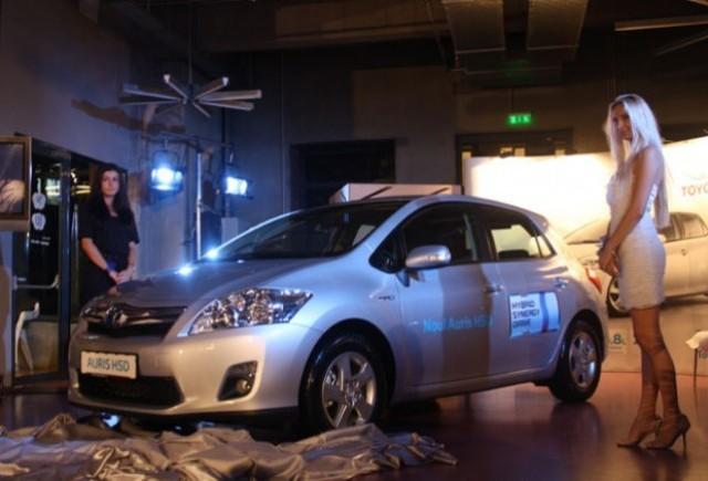 Galerie Foto: Lansarea noului Toyota Auris HSD in Romania