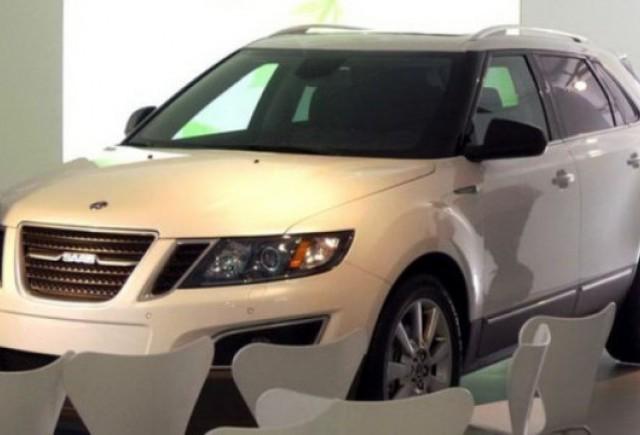 Iata noul Saab 9-4X!