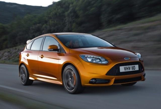 OFICIAL: Noul Ford Focus ST se prezinta!