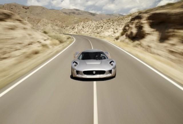 OFICIAL: Iata noul concept Jaguar C-X75!