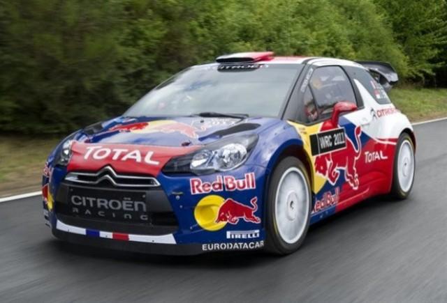 OFICIAL: Iata noul Citroen DS3 WRC!