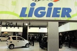 PARIS LIVE: Standul Ligier