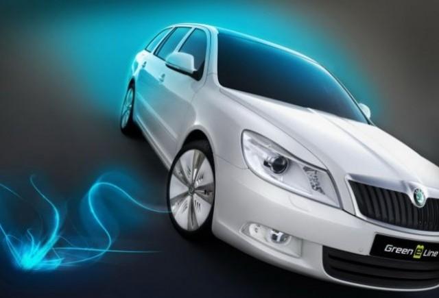 Paris: Skoda prezinta primul lor model electric!