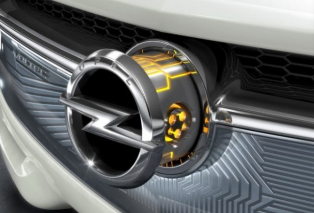 Opel la Salonul Auto de la Paris
