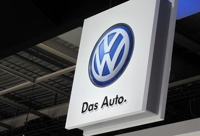 PARIS LIVE: Standul Volkswagen