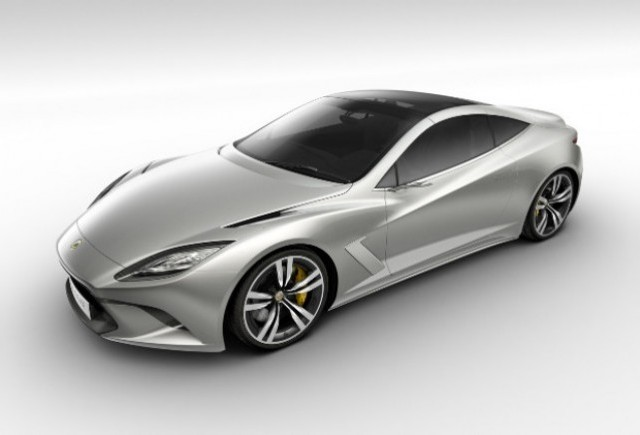 Iata noul concept Lotus Elite!