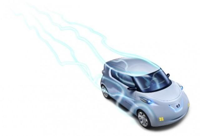 Nissan a prezentat noul concept Townpod EV