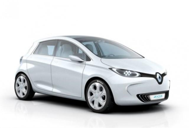 Iata noul concept Renault Zoe Preview!