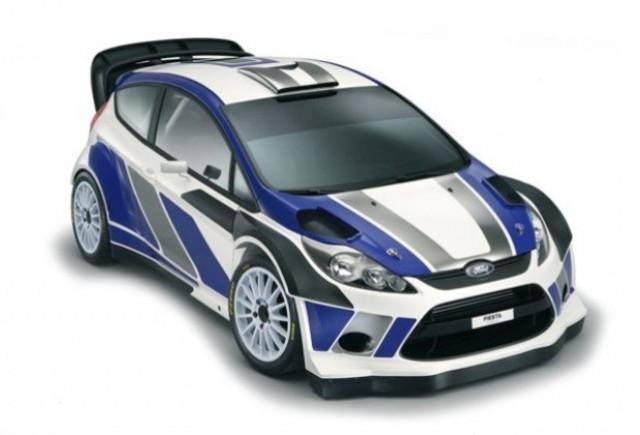 Ford a prezentat noul Fiesta WRC!