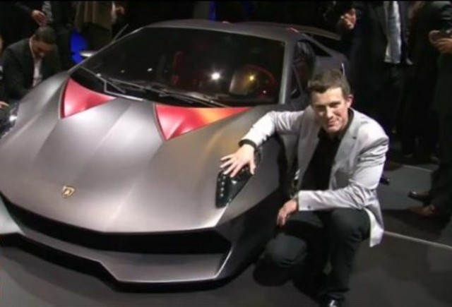 VIDEO: Conceptul Lamborghini Sesto Elemento la Paris